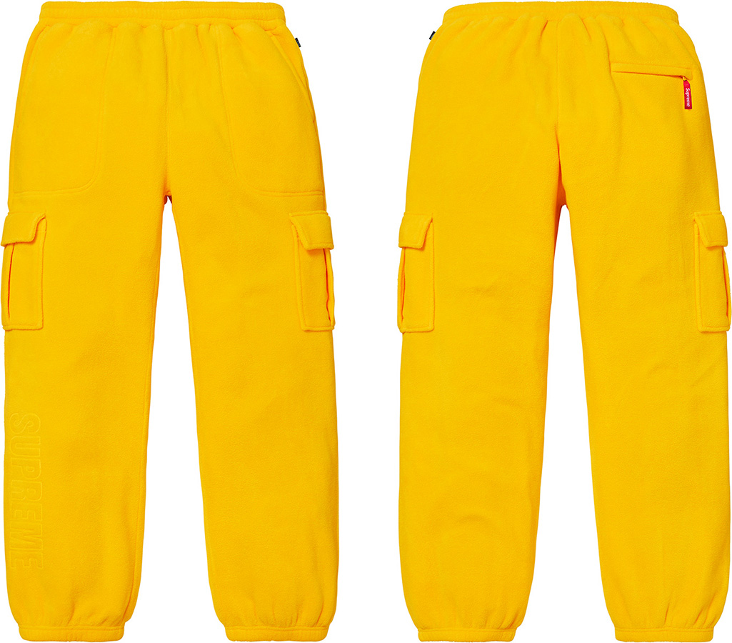 supreme-18aw-fall-winter-polartec-cargo-pant