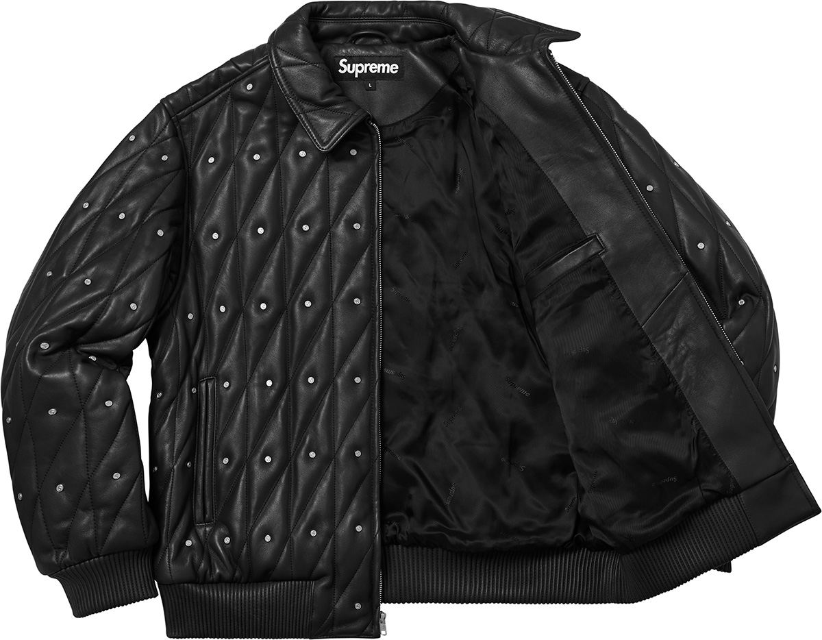 supreme-18aw-fall-winter-quilted-studded-leather-jacket