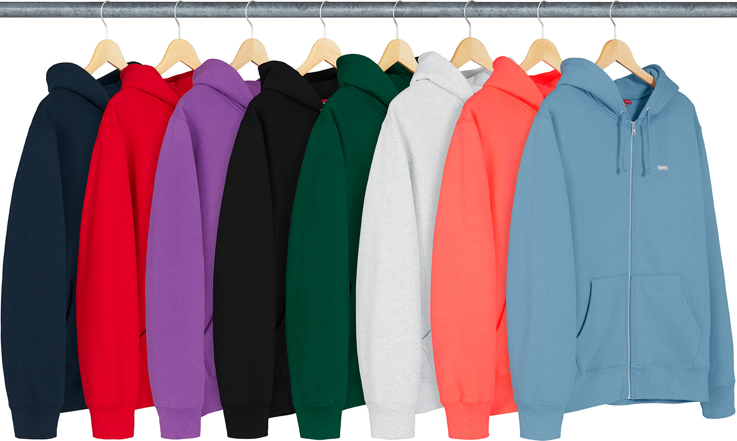 supreme-18aw-fall-winter-reflective-small-box-zip-up-sweatshirt