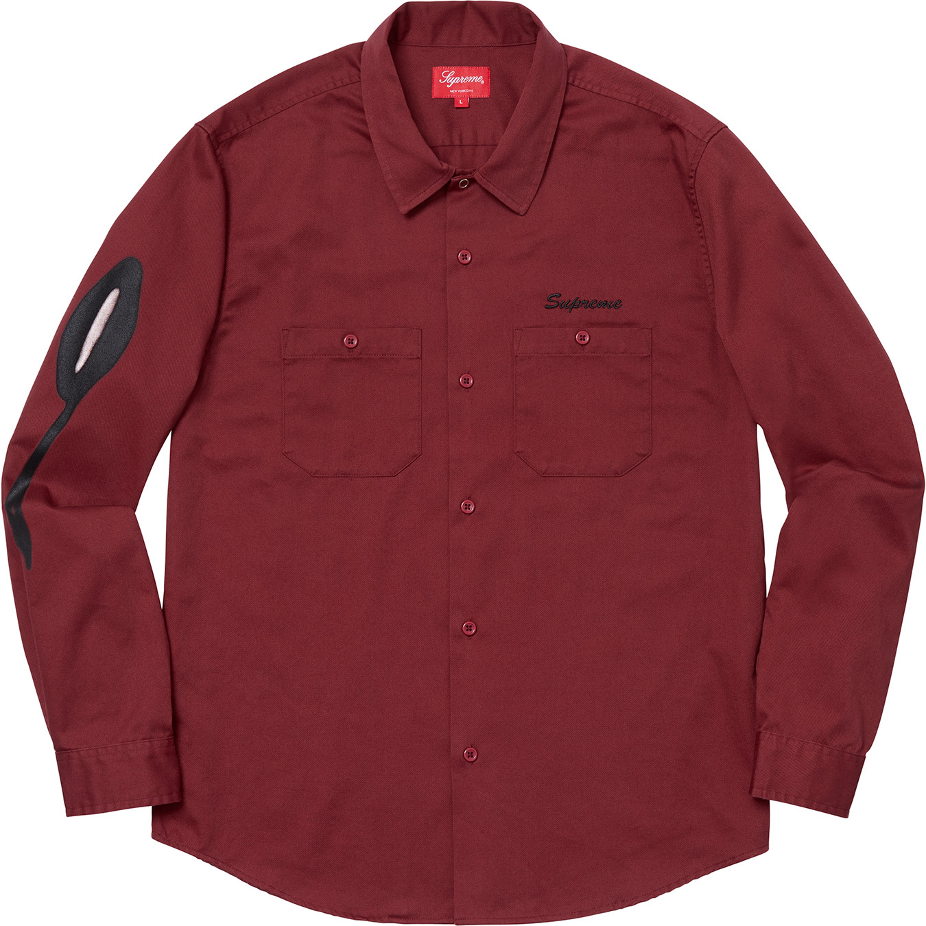 supreme-18aw-fall-winter-rose-l-s-work-shirt