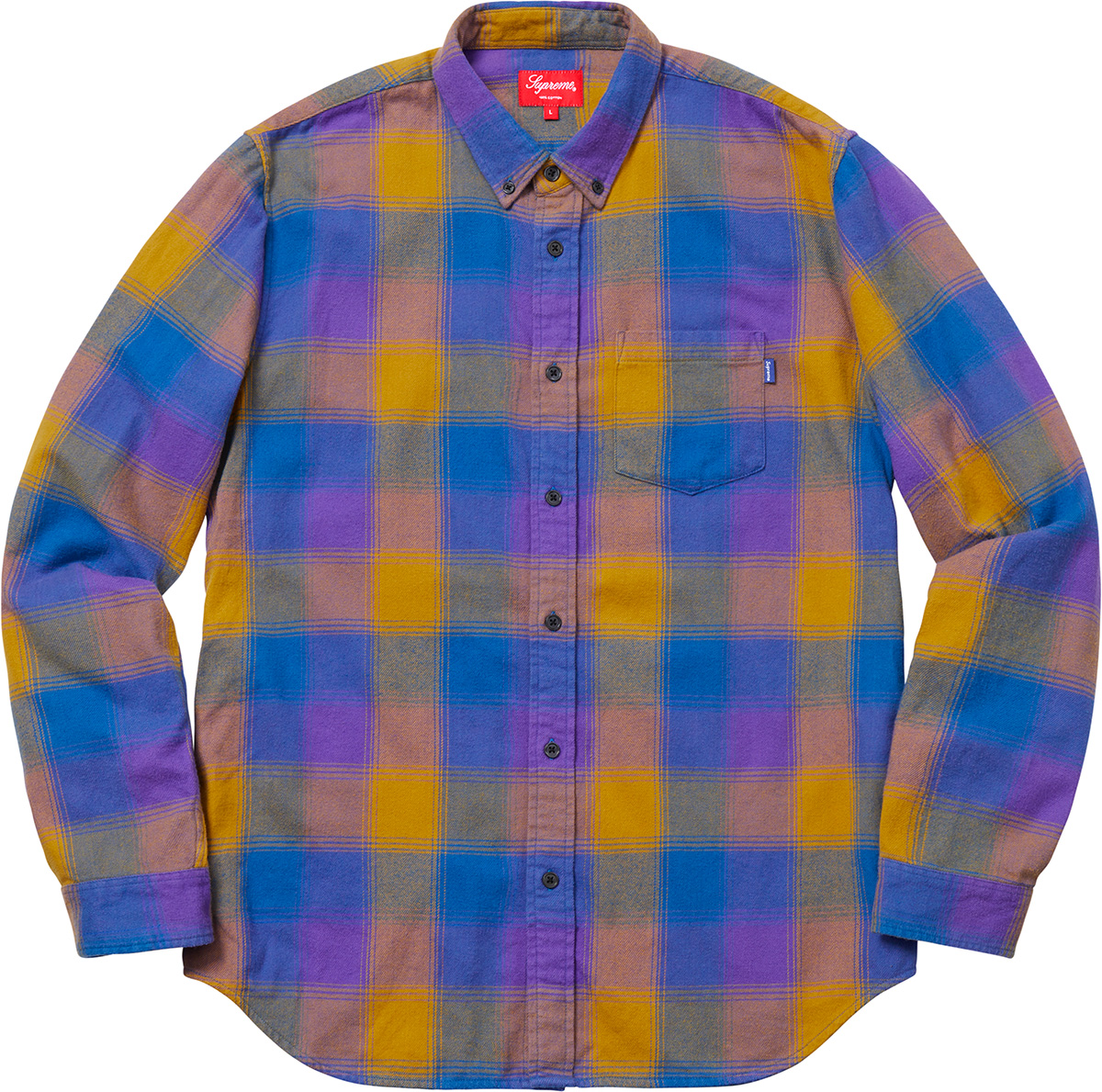 supreme-18aw-fall-winter-shadow-plaid-flannel-shirt
