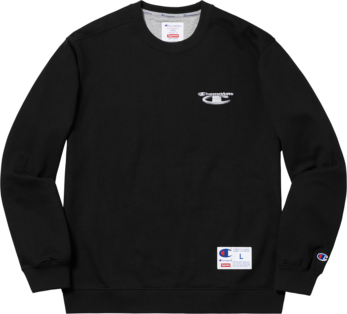 supreme-18aw-fall-winter-supreme-champion-3d-metallic-crewneck