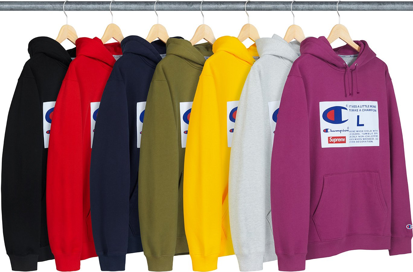 supreme-18aw-fall-winter-supreme-champion-label-hooded-sweatshirt