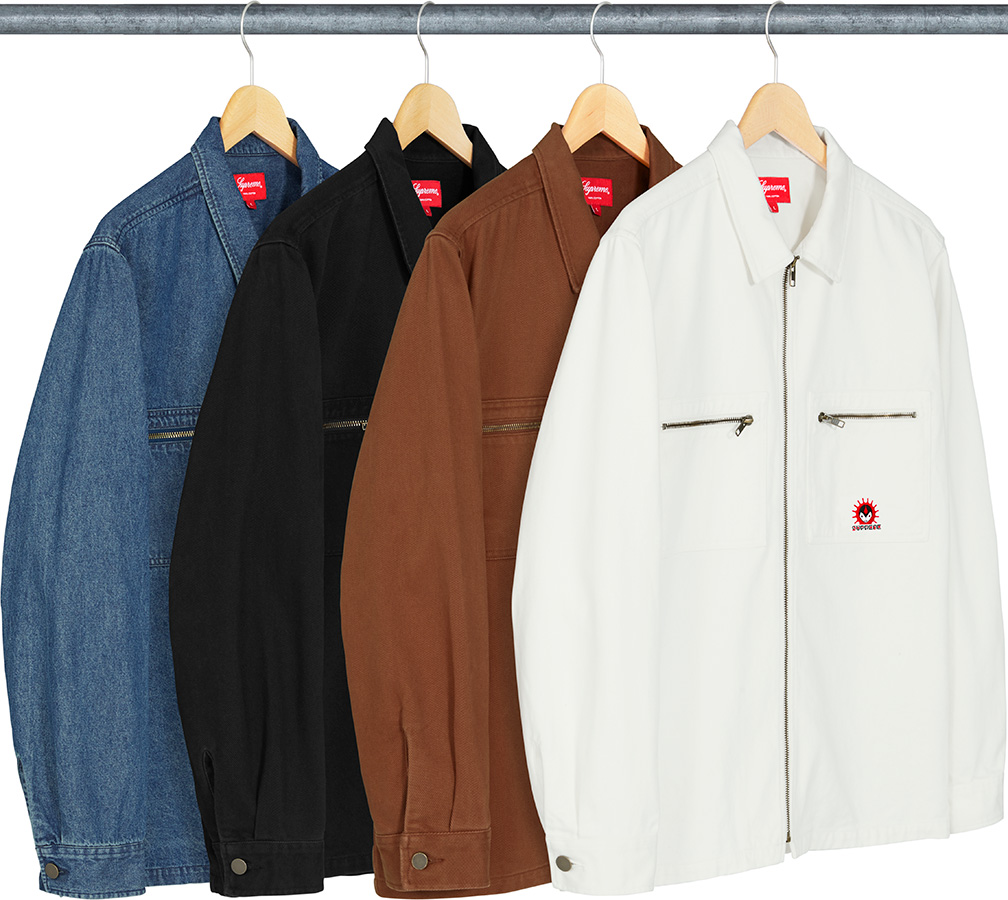 supreme-18aw-fall-winter-vampire-denim-zip-up-shirt