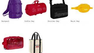 Supreme 18AW コレクションのバッグ一覧ページ1