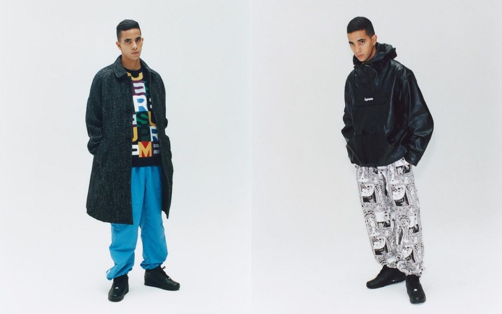 supreme-18fw-official-editorial