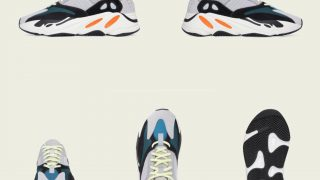 YEEZY BOOST 700 WAVE RUNNERが8/17に国内で再販予定