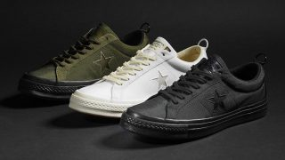 THE CARHARTT WIP × CONVERSE ONE STAR 3カラーが9/20に海外発売予定