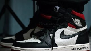 NIKE AIR JORDAN 1 NOT FOR RESALE RED & MAIZEが12月に発売予定