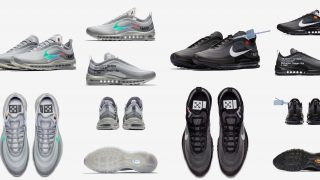 OFF-WHITE × NIKE AIR MAX 97 2018 MONTAが10/18に国内発売予定【直リンク有り】