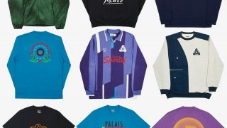 PALACE 公式通販サイトで9/22 Week7に国内発売予定の2018 AUTUMN 新作アイテム