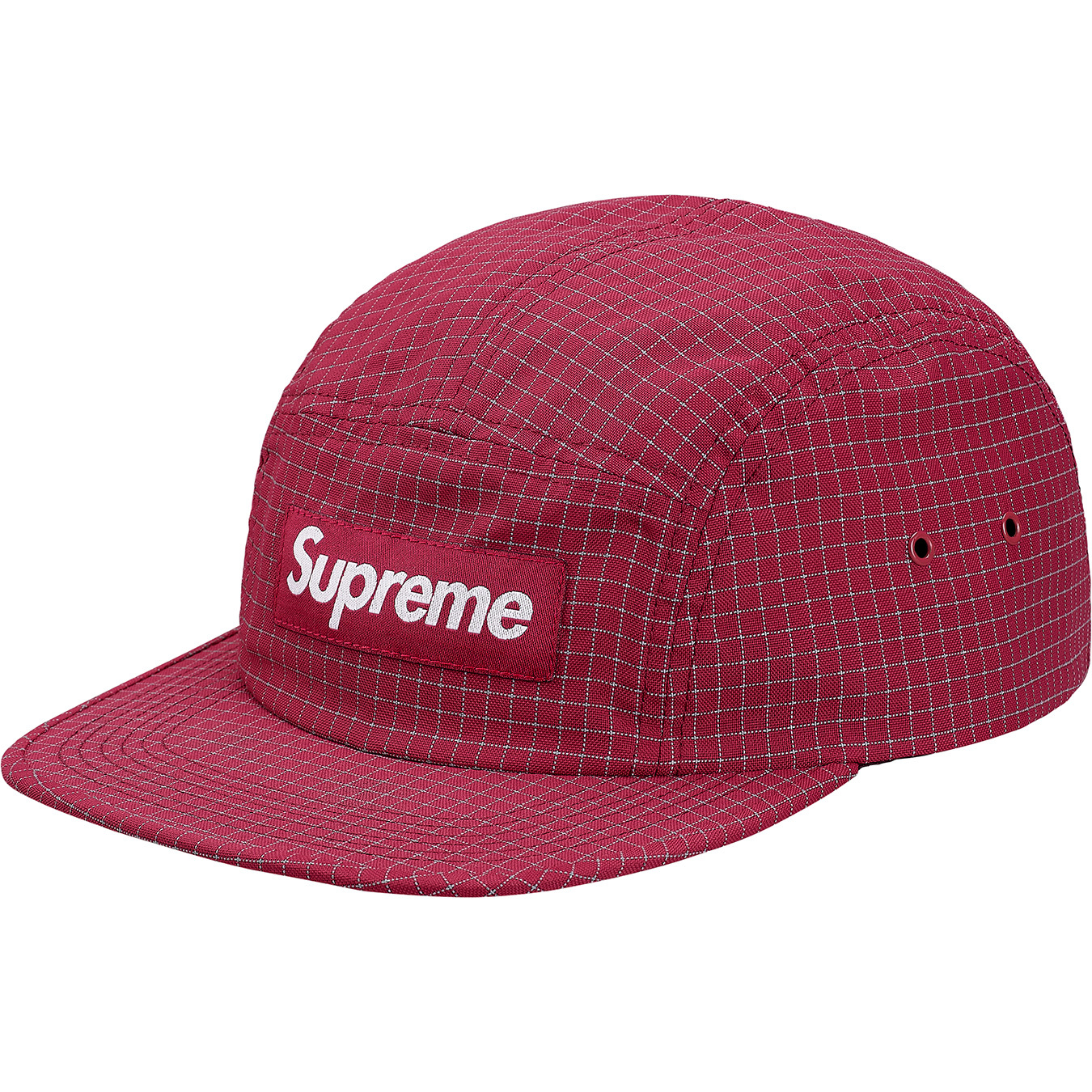 supreme-18aw-fall-winter-reflective-ripstop-camp-cap