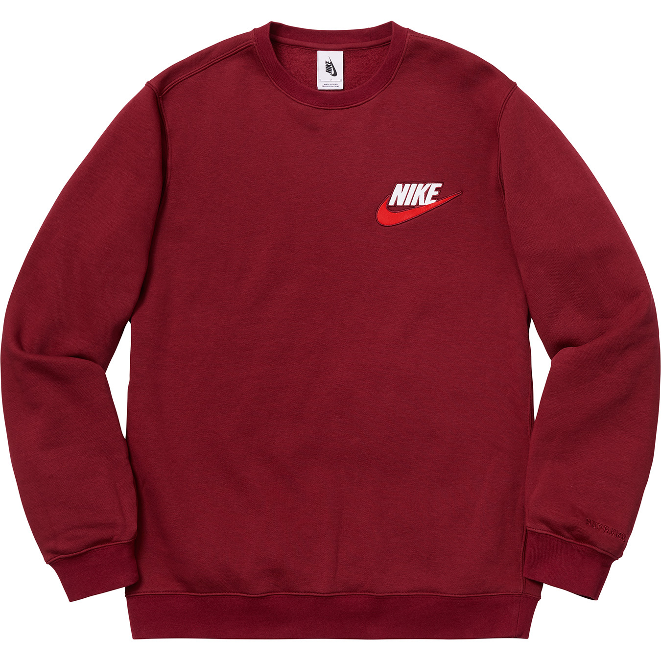 supreme-18aw-fall-winter-supreme-nike-crewneck