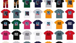 Supreme 公式通販サイトで9月22日 Week5に発売予定の新作アイテム【新作Tシャツなど】