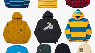 PALACE 公式通販サイトで10/13 2nd Drop に国内発売予定の2018 WINTER 新作アイテム
