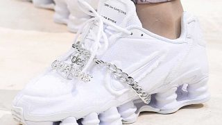 COMME des GARCONS × NIKE SHOXが5/26に国内発売予定