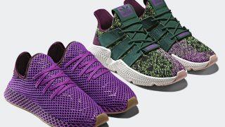 adidas × ドラゴンボール Z 孫悟飯 & セル コラボモデルが10/27に国内発売予定【直リンク有り】
