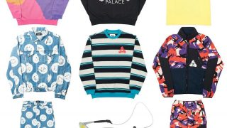 PALACE 公式通販サイトで10/20 3rd Drop に国内発売予定の2018 WINTER 新作アイテム