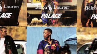 PALACE × POLO RALPH LAUREN 2018AW コラボアイテムが11/10に国内発売予定