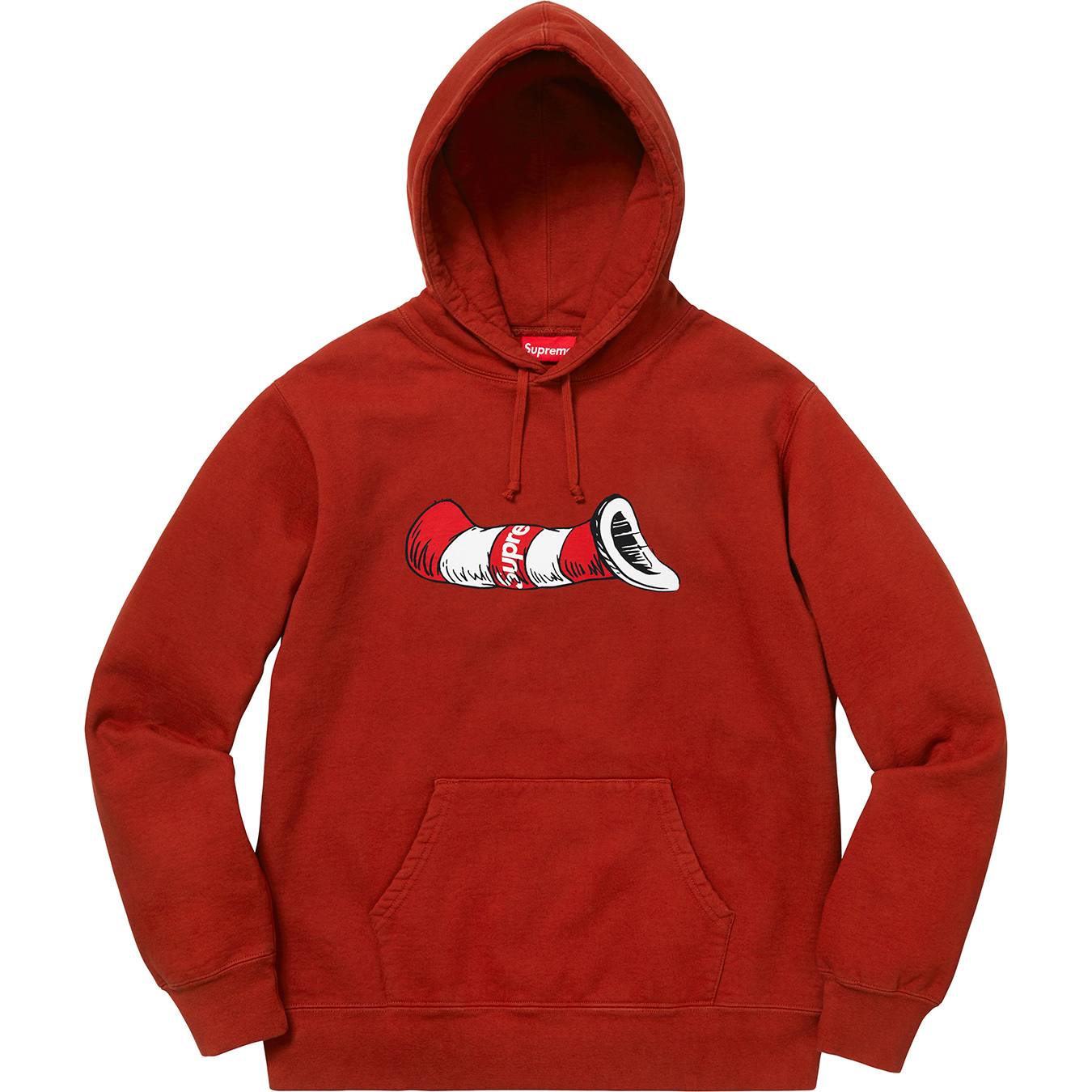 supreme-18aw-fall-winter-cat-in-the-hat-hooded-sweatshirt