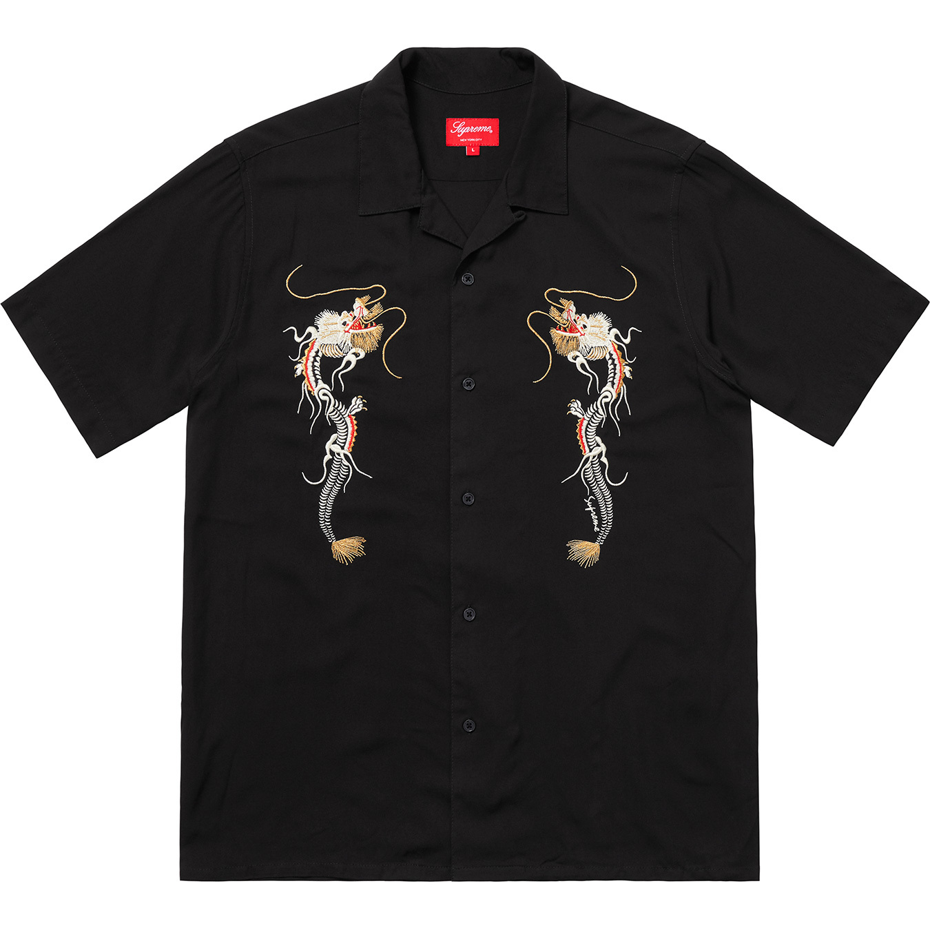 supreme-18aw-fall-winter-dragon-rayon-shirt