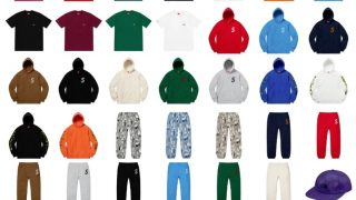 Supreme 公式通販サイトで10月20日 Week9に発売予定の新作アイテム【THE NORTH FACEのコラボなど】