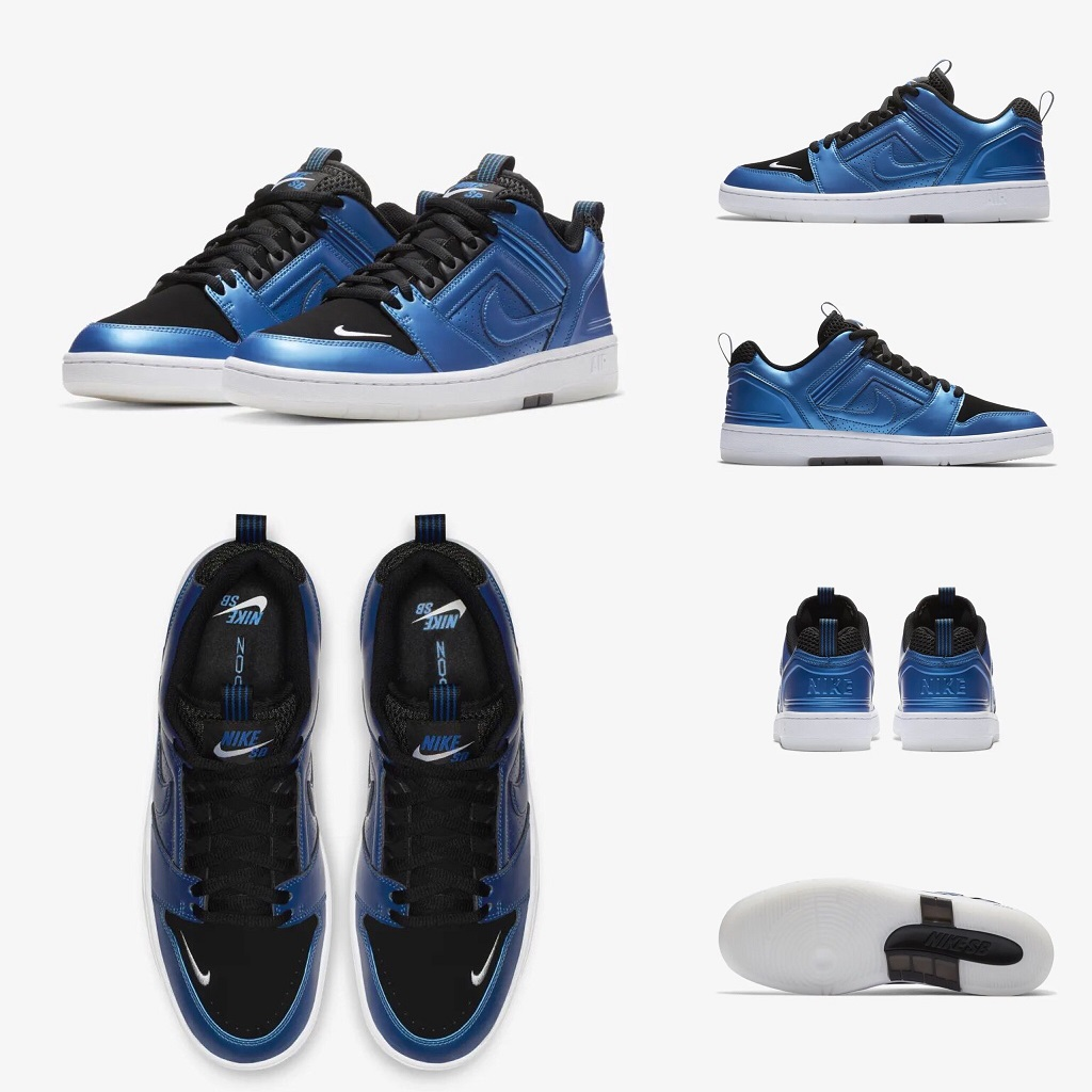 authorized site new high cheap price NIKE SB AIR FORCE 2 LOW FOAMPOSITE 1が11/21に国内発売予定【直リンク有り】