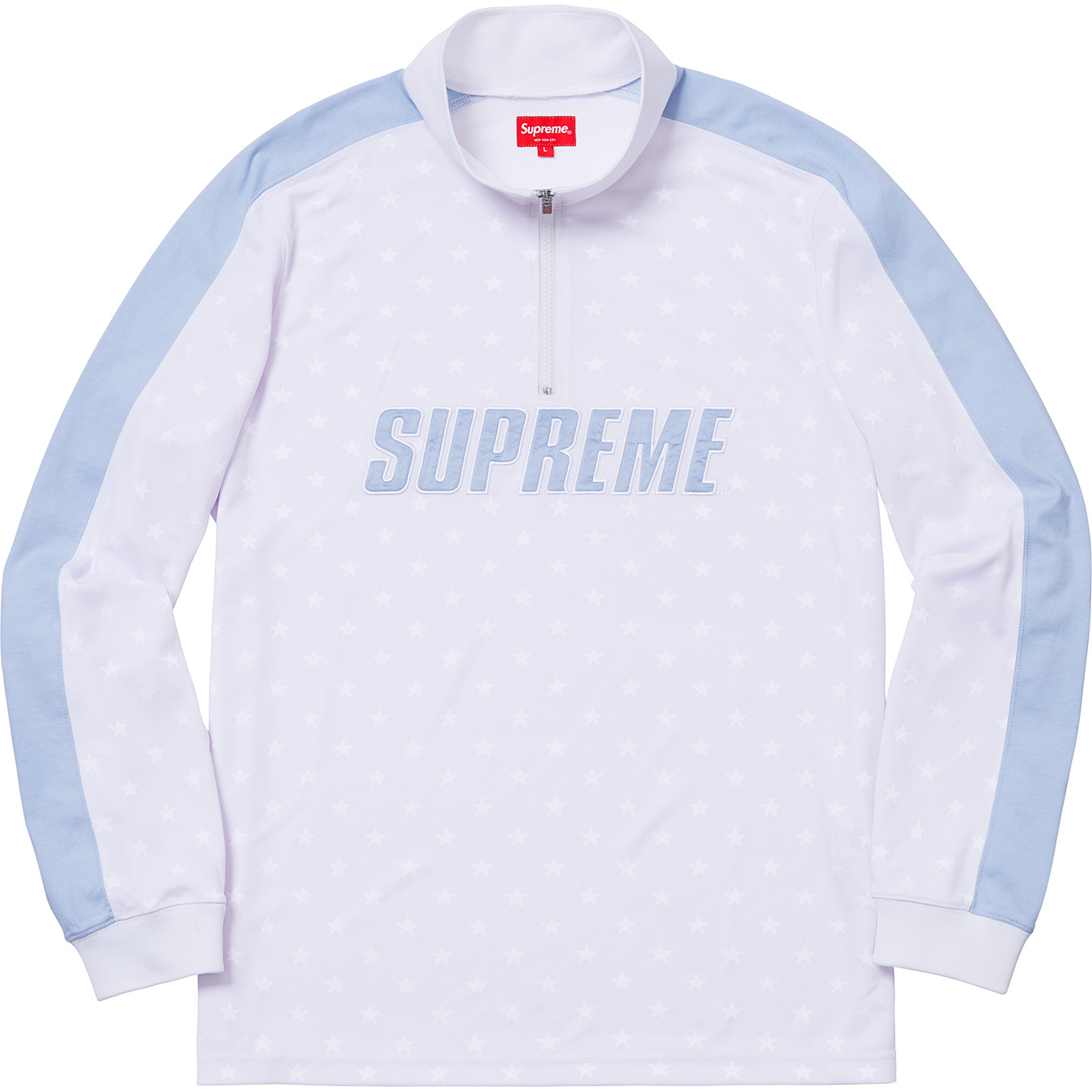 supreme-18aw-fall-winter-track-half-zip-pullover