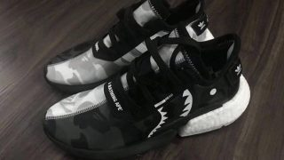 BAPE × NEIGHBORHOOD × adidas POD-S3.1が1/2に国内発売予定