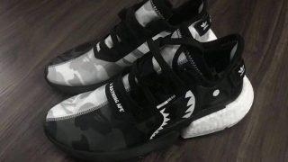 BAPE × NEIGHBORHOOD × adidas POD-S3.1が1/2に国内発売予定
