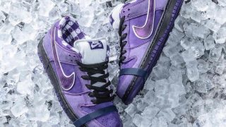 NIKE SB DUNK LOW PRO OG PURPLE LOBSTERが12/17に国内発売予定【直リンク有り】