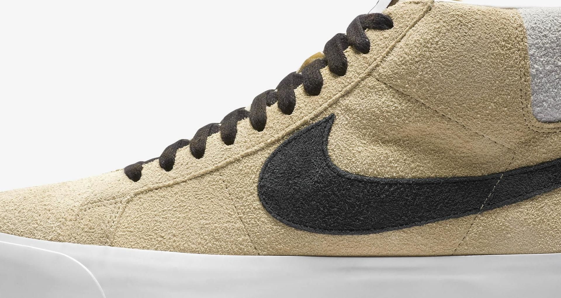 official photos c0d31 370cb NIKE SB BLAZER LOW & MID