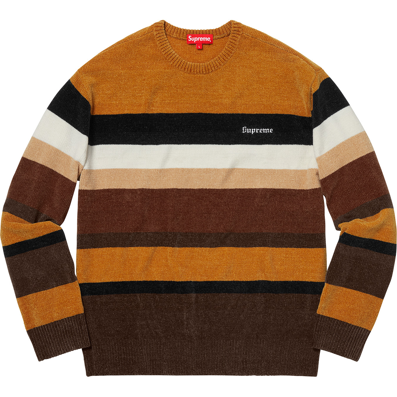 supreme-18aw-fall-winter-chenille-sweater