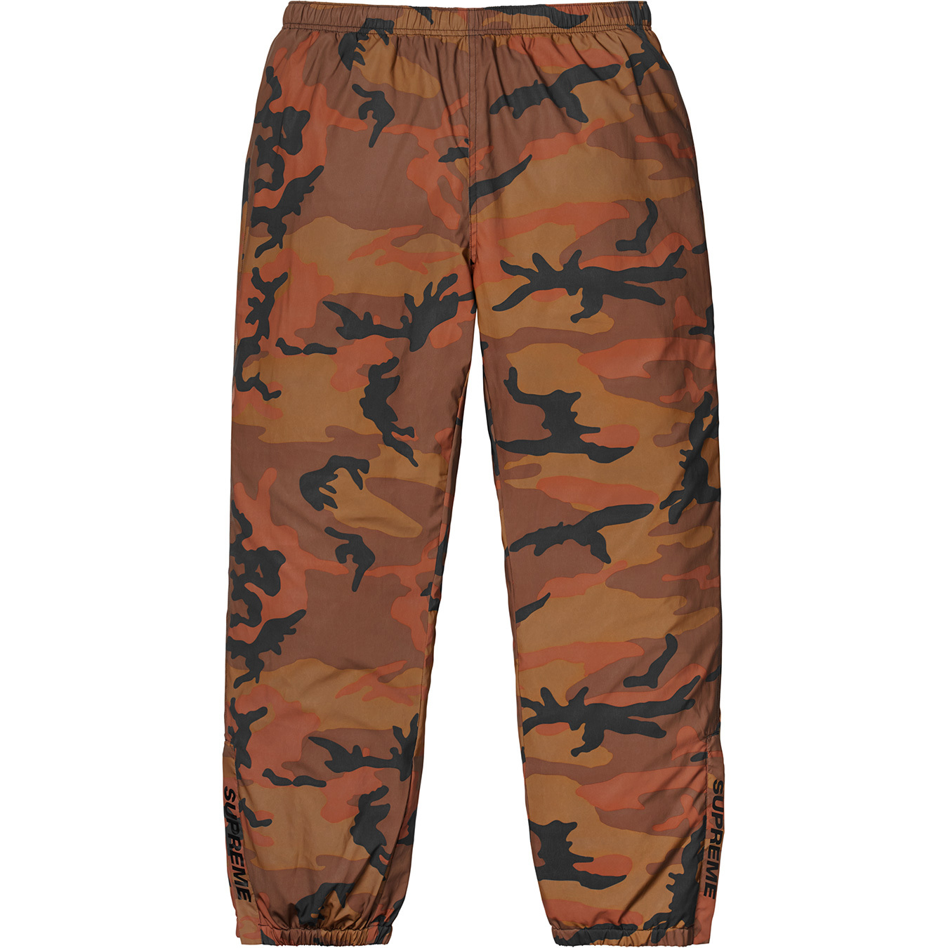supreme-18aw-fall-winter-reflective-camo-warm-up-pant