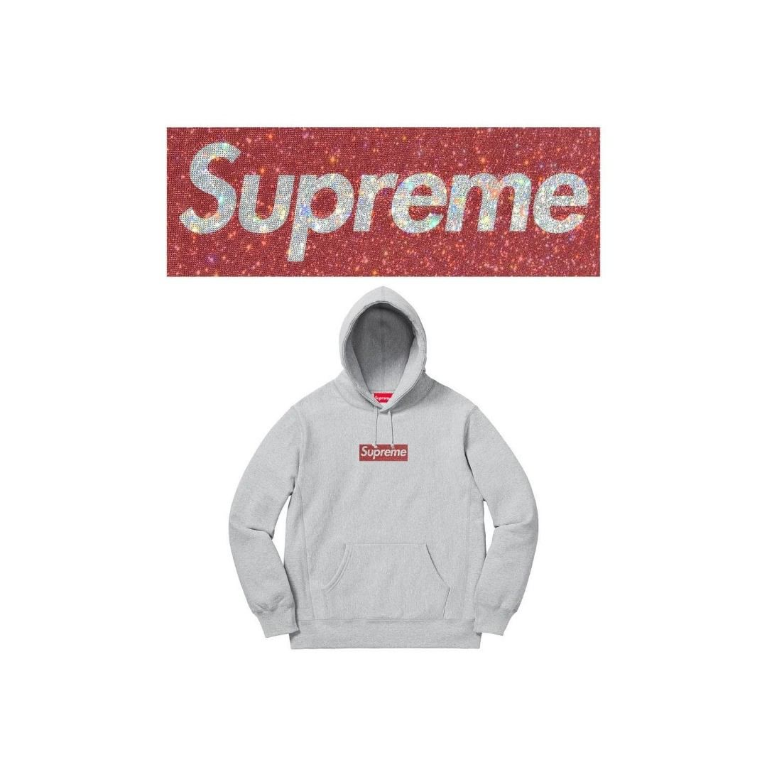 supreme-swarovski-box-logo-hooded-sweatshirt-19ss
