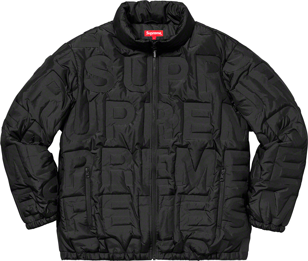 supreme-19ss-spring-summer-bonded-logo-puffy-jacket