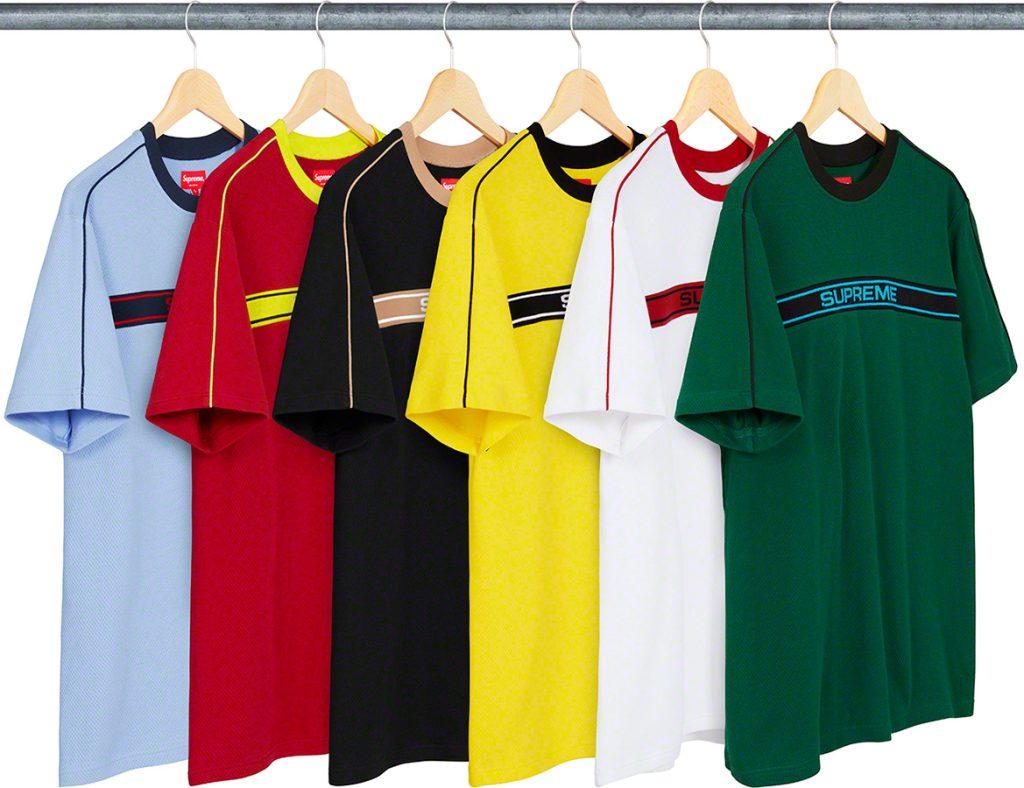 supreme-19ss-spring-summer-chest-stripe-logo-s-s-top