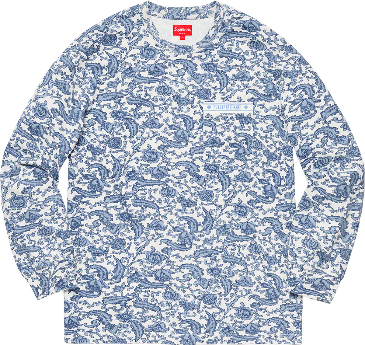 supreme-19ss-spring-summer-damask-l-s-top