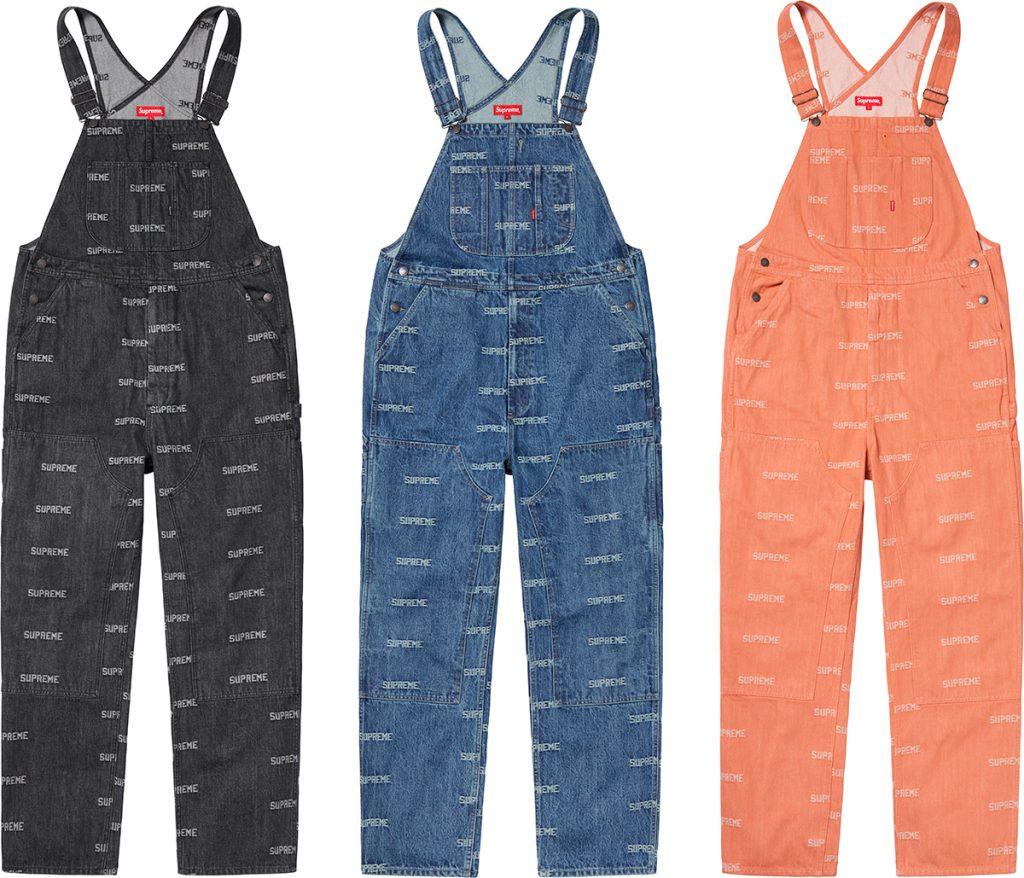 supreme-19ss-spring-summer-logo-denim-overalls