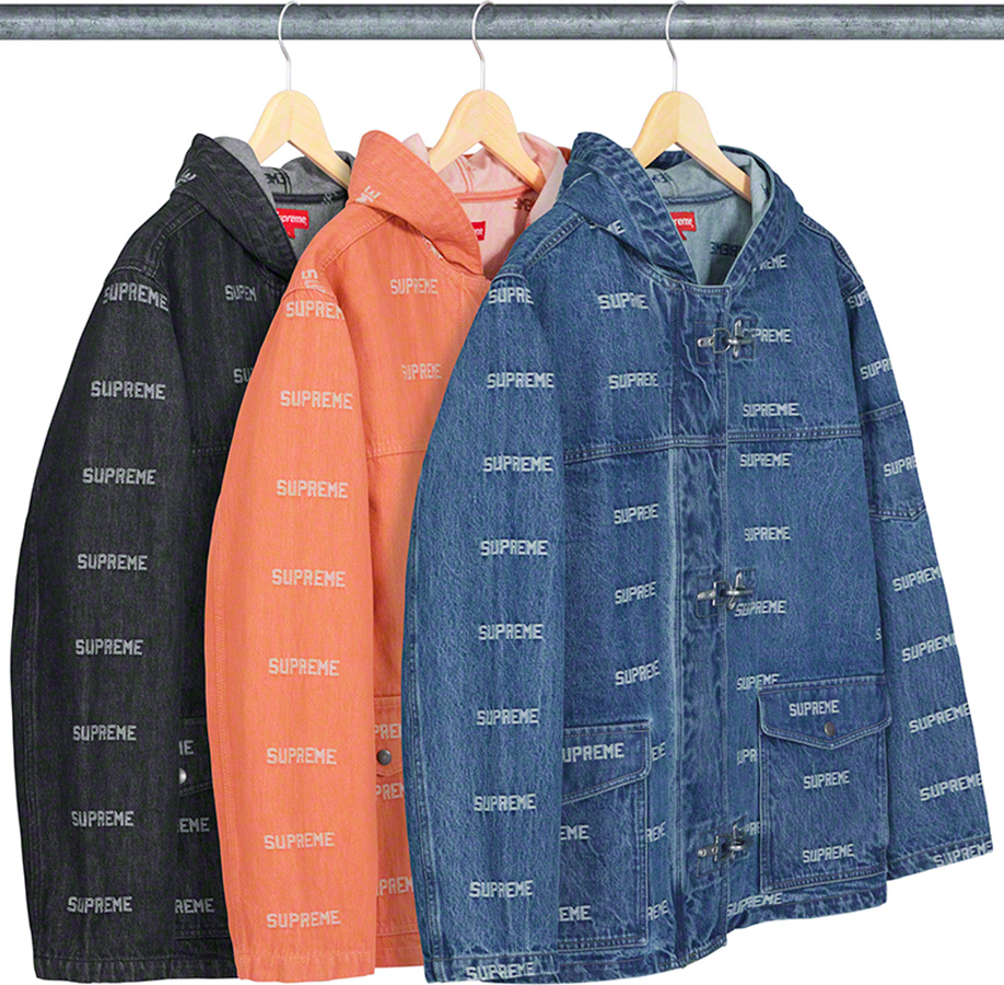 supreme-19ss-spring-summer-logo-denim-turnout-jacket