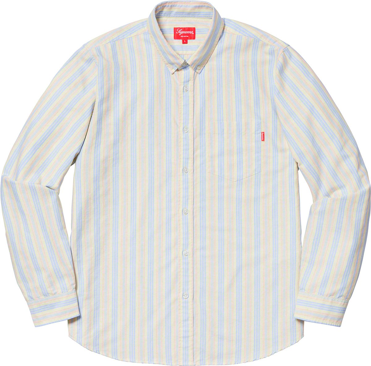 supreme-19ss-spring-summer-oxford-shirt