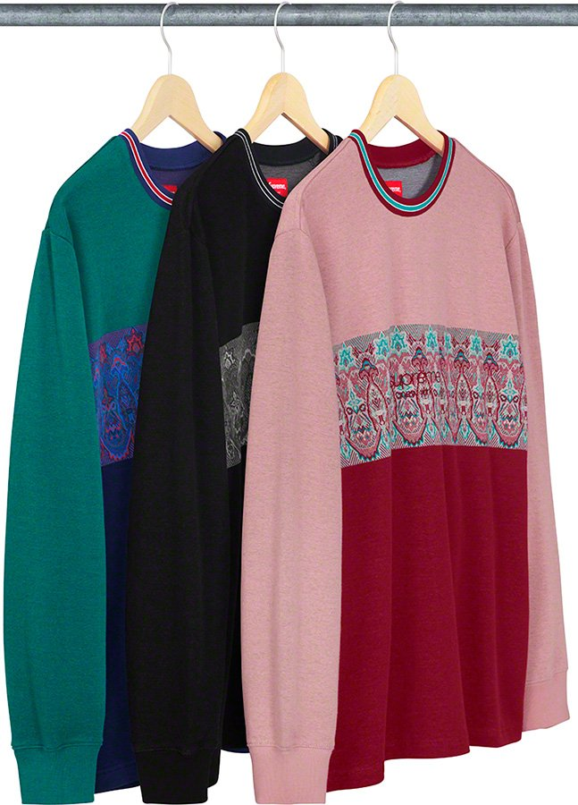 supreme-19ss-spring-summer-paisley-stripe-l-s-top