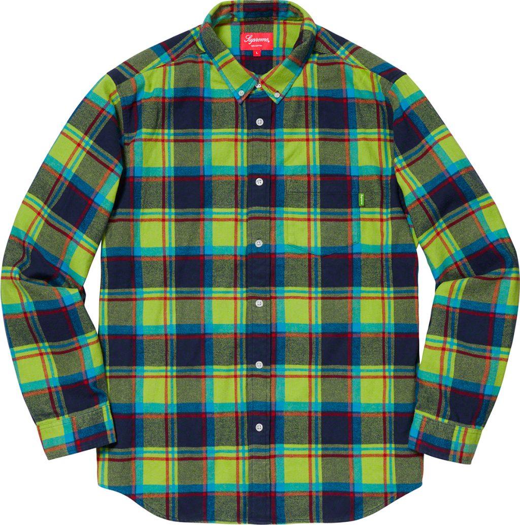 supreme-19ss-spring-summer-plaid-flannel-shirt