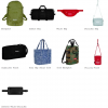 Supreme 19SS コレクションのバッグ一覧ページ
