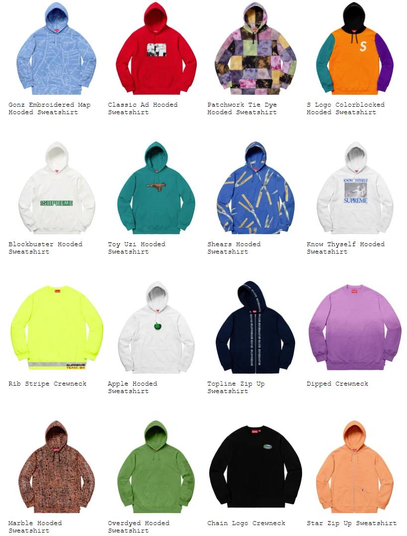 supreme-19ss-spring-summer-preview-sweatshirt