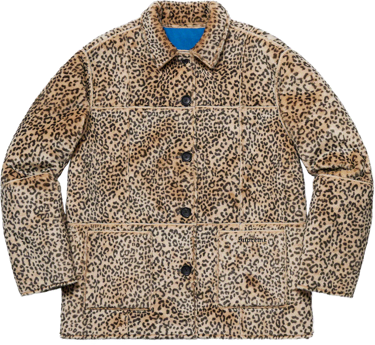 supreme-19ss-spring-summer-reversible-faux-suede-leopard-coat
