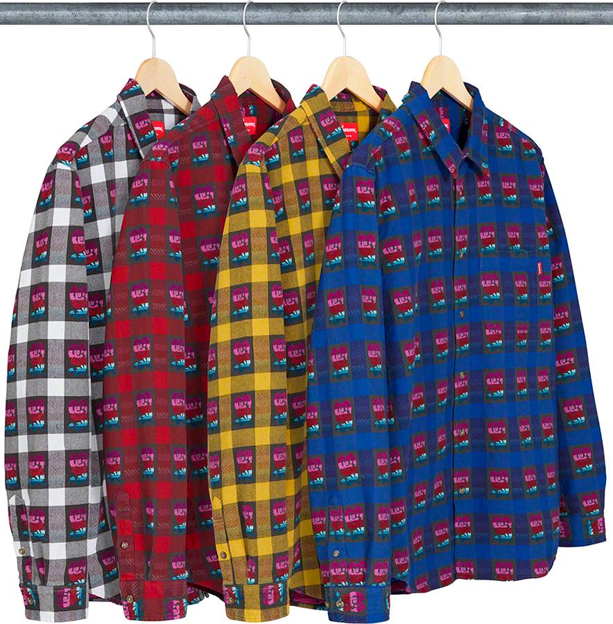 supreme-19ss-spring-summer-rose-buffalo-plaid-shirt