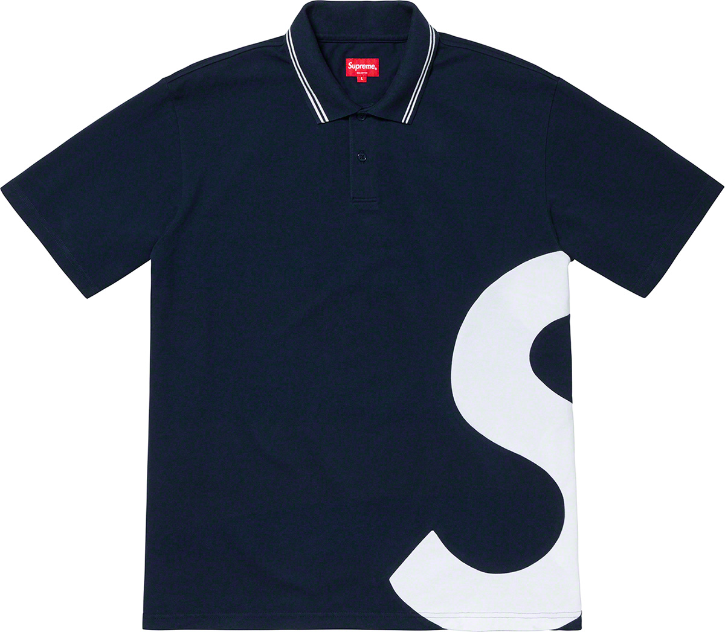 supreme-19ss-spring-summer-s-logo-polo
