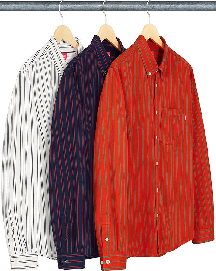 supreme-19ss-spring-summer-stripe-twill-shirt