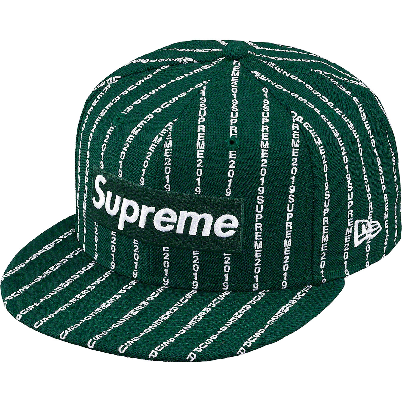 supreme-19ss-spring-summer-text-stripe-new-era